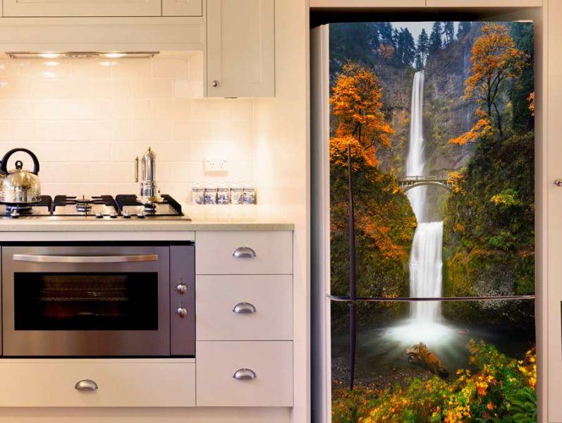 Waterfall Fridge decor sticker