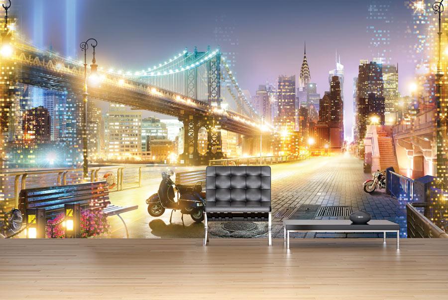 Wallpaper | City of Lights