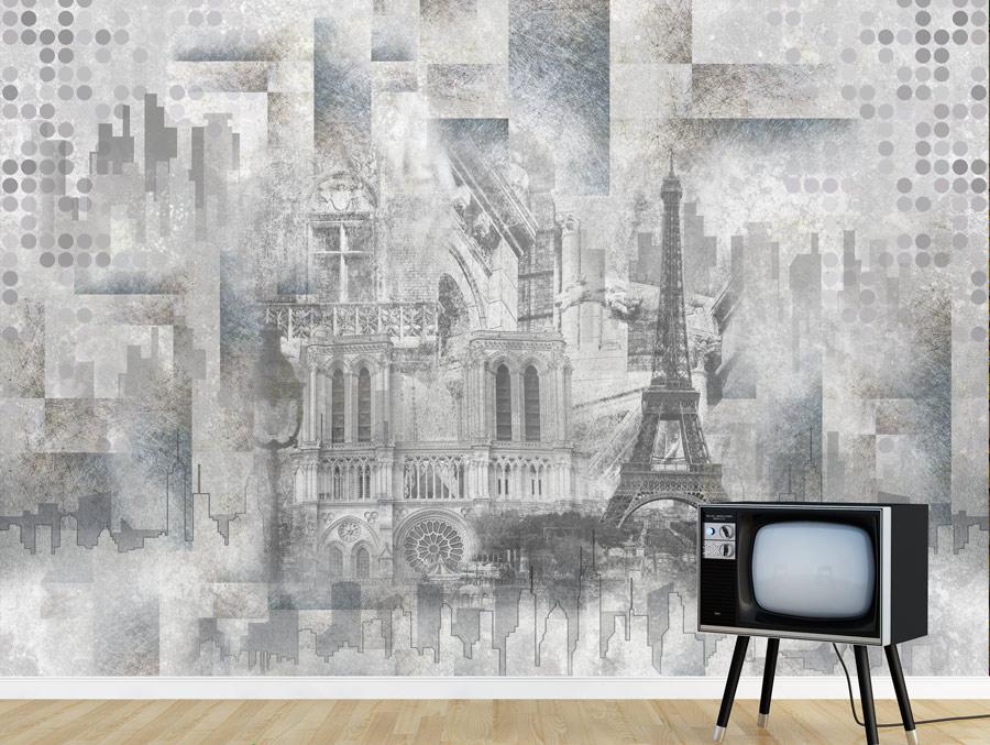 Wallpaper | Graffiti on a concrete wall